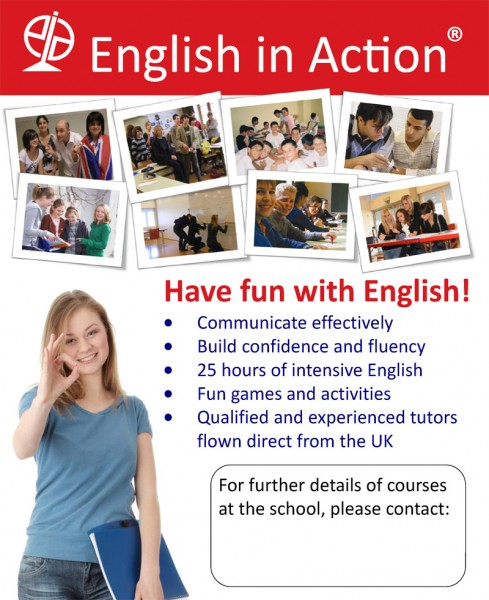 English in action 2013