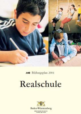 Realschule Bildungsplan 2004