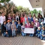 Schüler der 7b spenden für Brasilien
