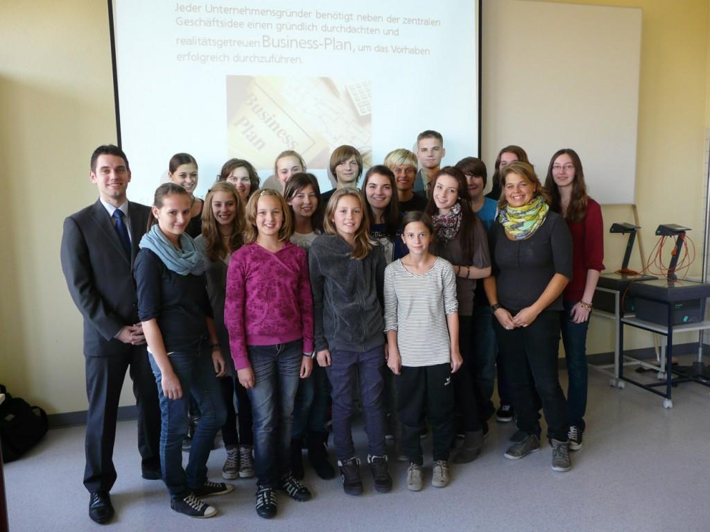 Schülerfirma 2011